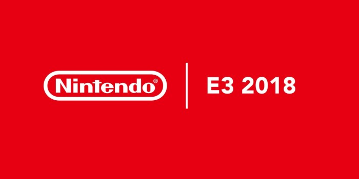 Nintendo at E3 or Smash at E3?